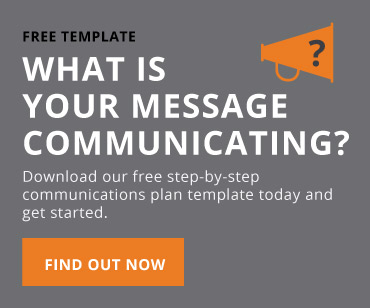 Communication plan template to help your start up or company reach their audience.