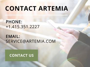 Contact ARTEMIA