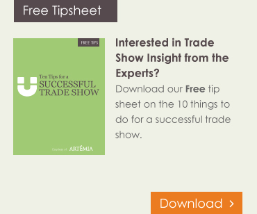 Download 10 tips for a successful trade show
