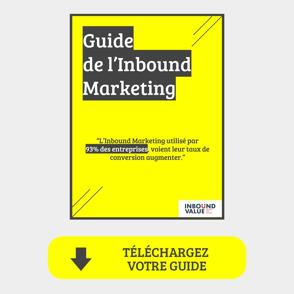 Guide Inbound Marketing - Inbound Value