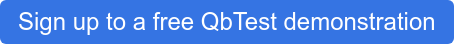 Sign up to a free QbTest demonstration