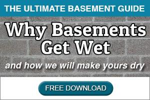 why basements get wet