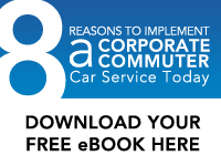 8 reasons to implement a corporate commuter car service