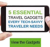 5 Essential Travel Gadgets Every Tech-Savvy Traveler Needs