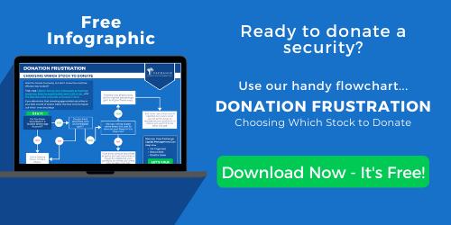 Stock Donation