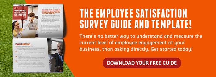 employee satisfaction survey guide and template