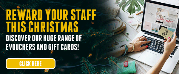 Reward your Staff With eVouchers And Gift Cards This Christmas