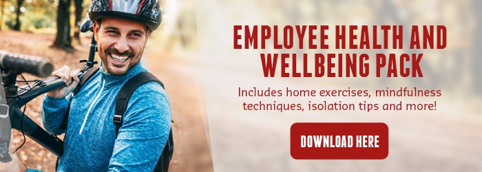 Download your free employee health and wellbeing pack