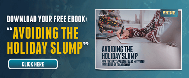 "Download Your Free EBook: ""Avoiding The Holiday Slump"""