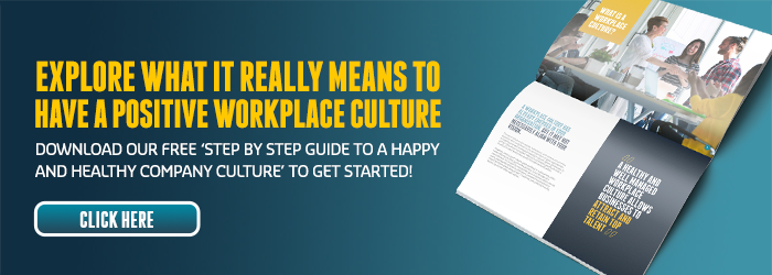 Download your free step by step guide to a happy and health company culture