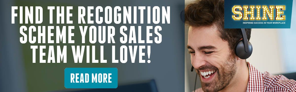 Find the Recognition Scheme Your Sales Team Will Love