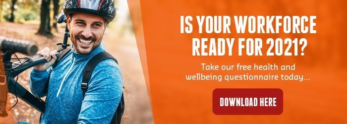 Download your free health and wellbeing questionnaire today!