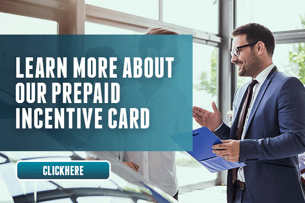 Learn More About Our Prepaid Incentive Cards!