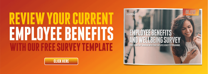 Review your current employee benefits programme - download your free survey template