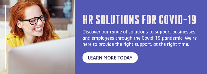 Click here for more information on our HR solutions for Covid-19