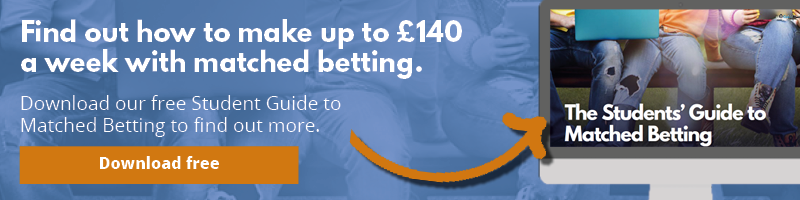 Student Guide to Matched Betting