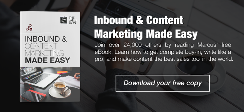 Download Inbound & Content Marketing Made Easy ebook