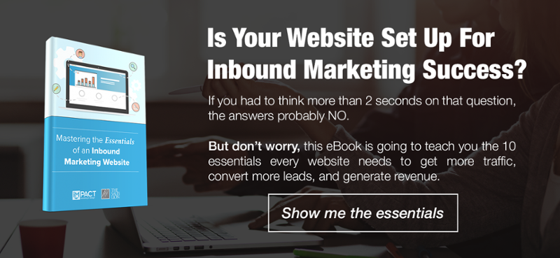 Download the Inbound Marketing Website ebook