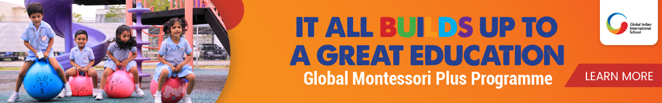 GIIS SG GLOBAL MONTESSORI PROGRAMME