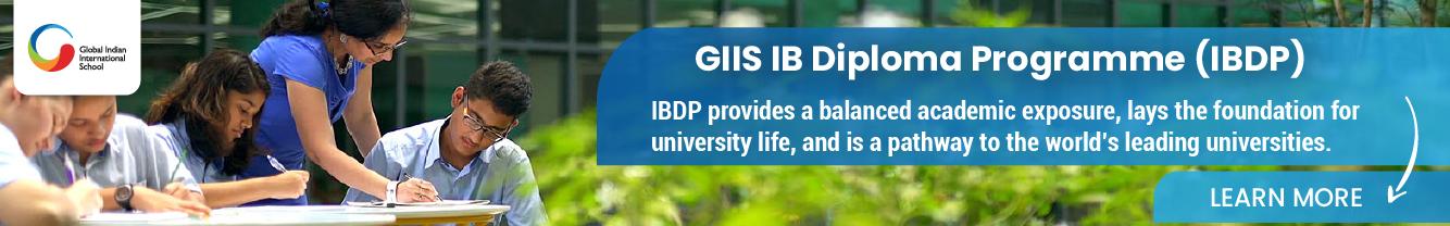 GIIS Singapore International Baccalaureate (IBDP)