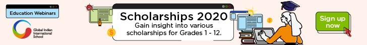 SG Scholarships 2020