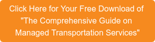 "Click Here for Your Free Download of  ""The Comprehensive Guide on  Managed Transportation Services"""