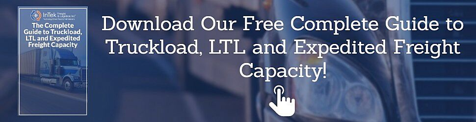 trcukload ltl expedited freight capacity