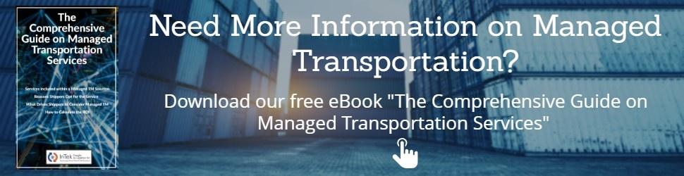 Comprehensive Guide on Managed Transportation eBook