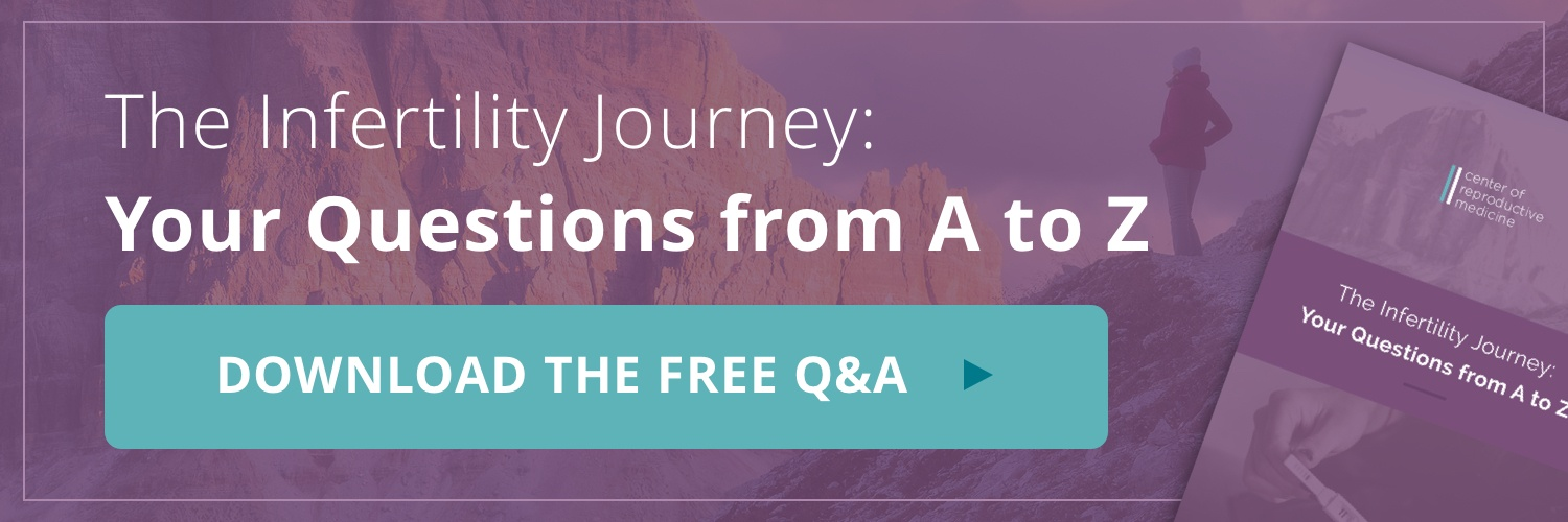 The Infertility Journey: Your Questions from A to Z