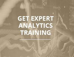 Get Expert Analytics Training