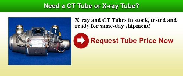ct tube and x-ray tube price