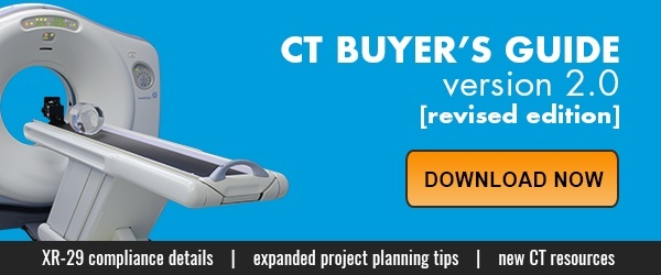 Free eBook Download: CT Scanner Buyer's Guide