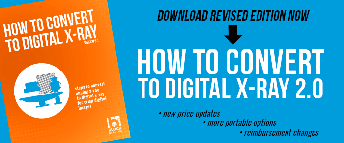 Learn how to convert to digital X-ray