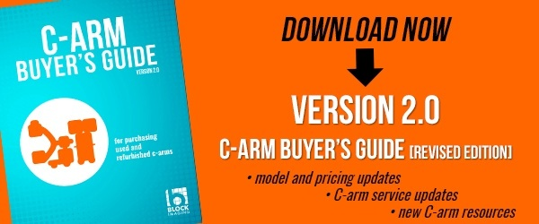 Download the C-arm Buyer's Guide