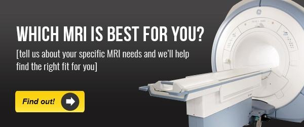 Which MRI Machine is Best?