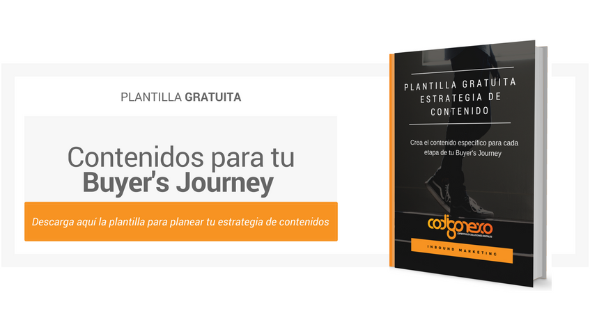 plantilla gratuita buyer journey