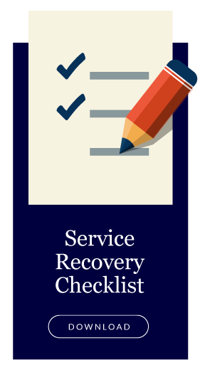 Phone System Recovery Checklist