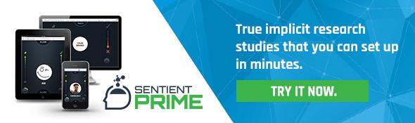 Sentient Prime Implicit Research Studies