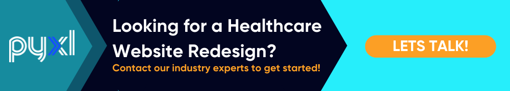 Looking for a healthcare website redesign