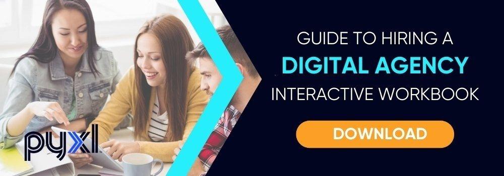 Hiring a Digital Agency Interactive Workbook
