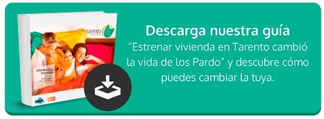 Estrenar vivienda en Madrid en Tarento apartamentos con Urbansa