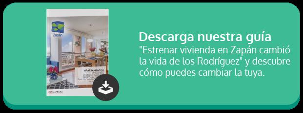 Estrenar vivienda en Castilla