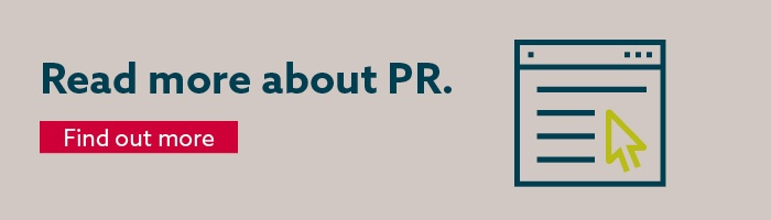 Read more about PR