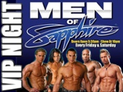 Men of Sapphire Las Vegas Party Package