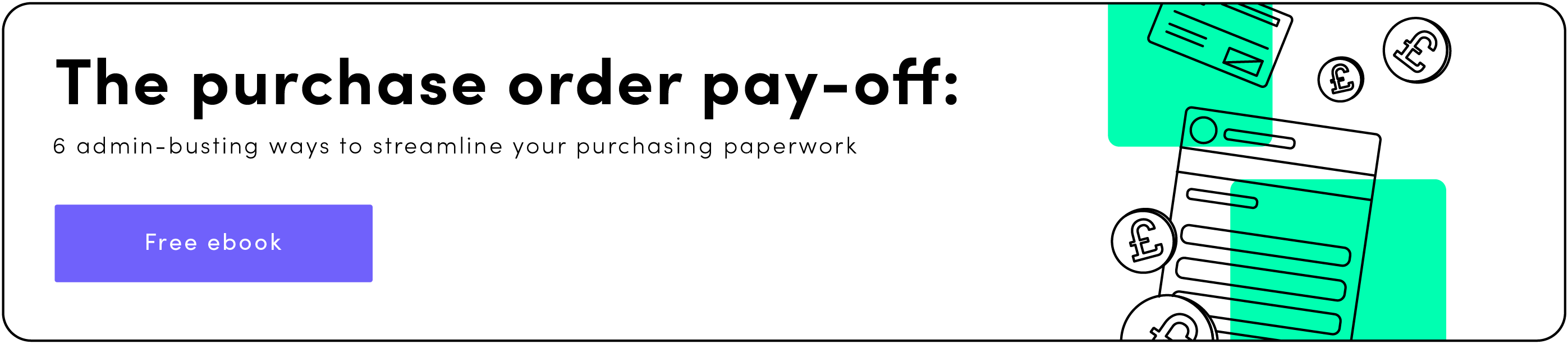 Download the The Purchase Order Payoff