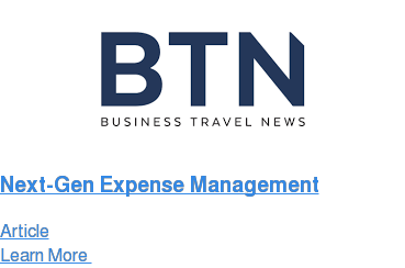 Next-Gen Expense Management Article Learn More