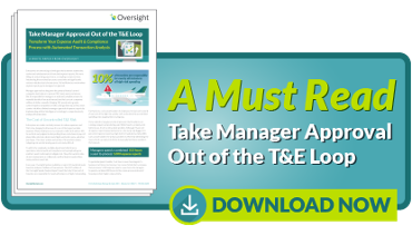Eliminating Manager Approval White Paper