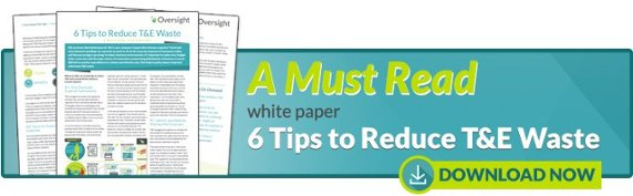 6 Tips to Reduce T&E Waste white paper
