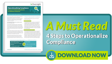 Operationalizing Compliance White Paper