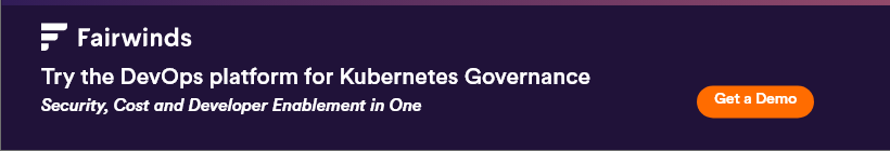 Try Fairwinds Insights - Take me there